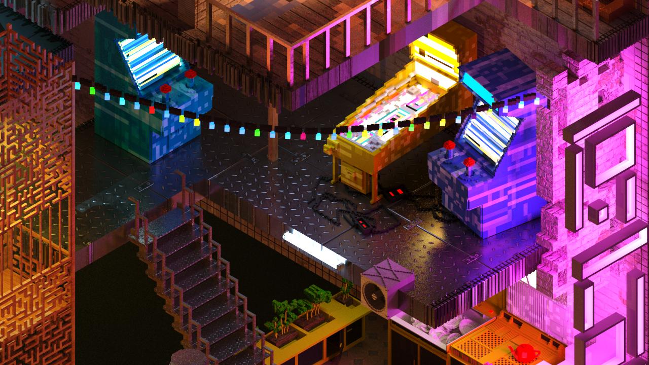 Adobe Max - Video Game 04