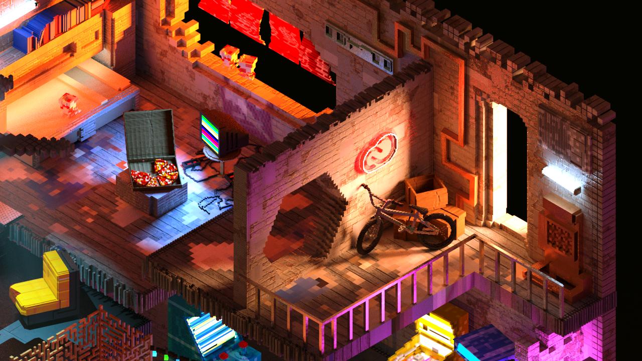 Adobe Max - Video Game 03